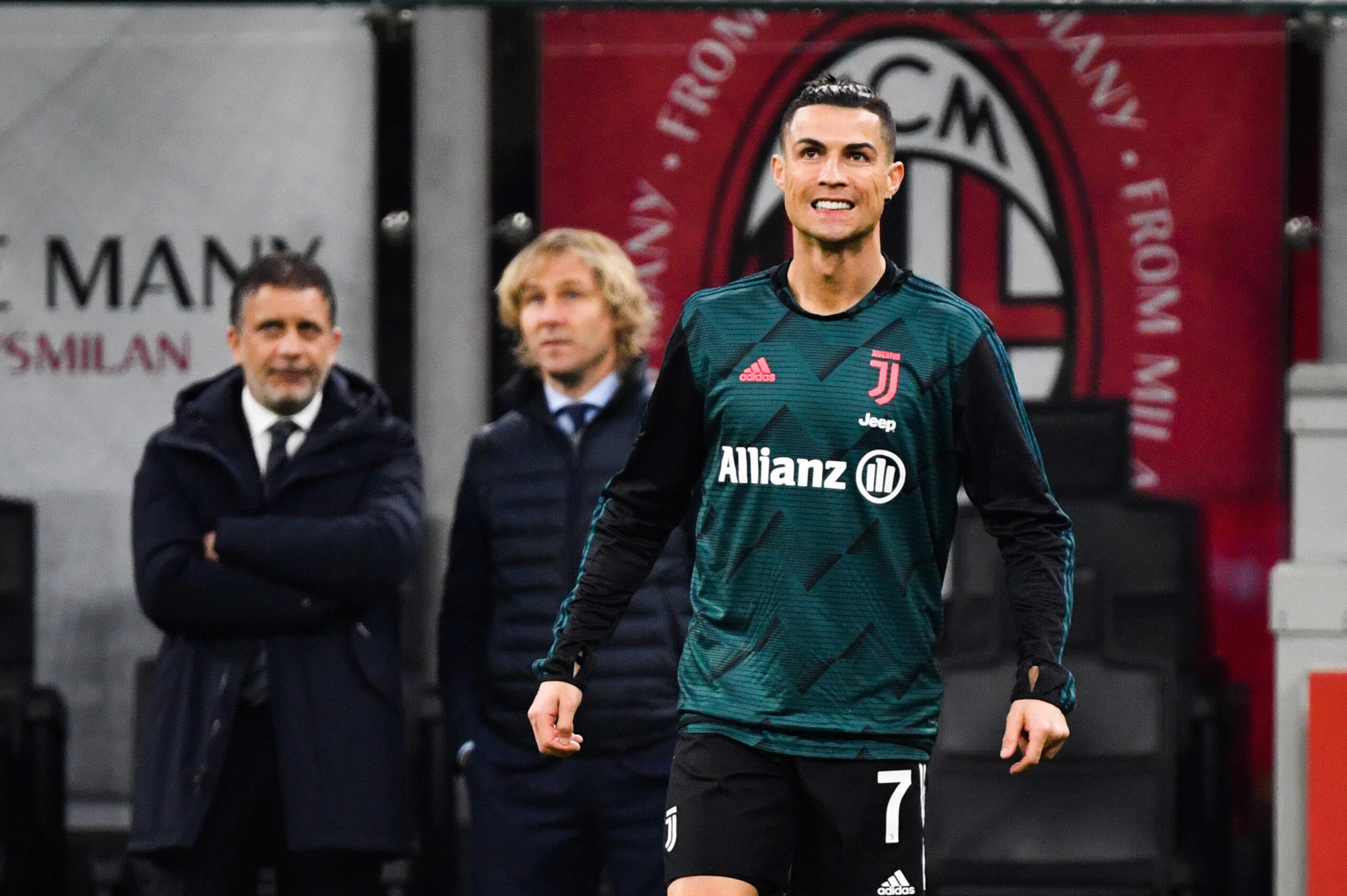 Juventus, Nedved: «Cristiano Ronaldo restera avec nous»