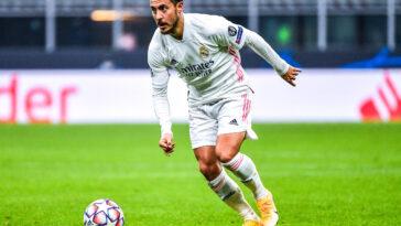 Eden Hazard aurait été proposé à Chelsea par les Merengue (iconsport)