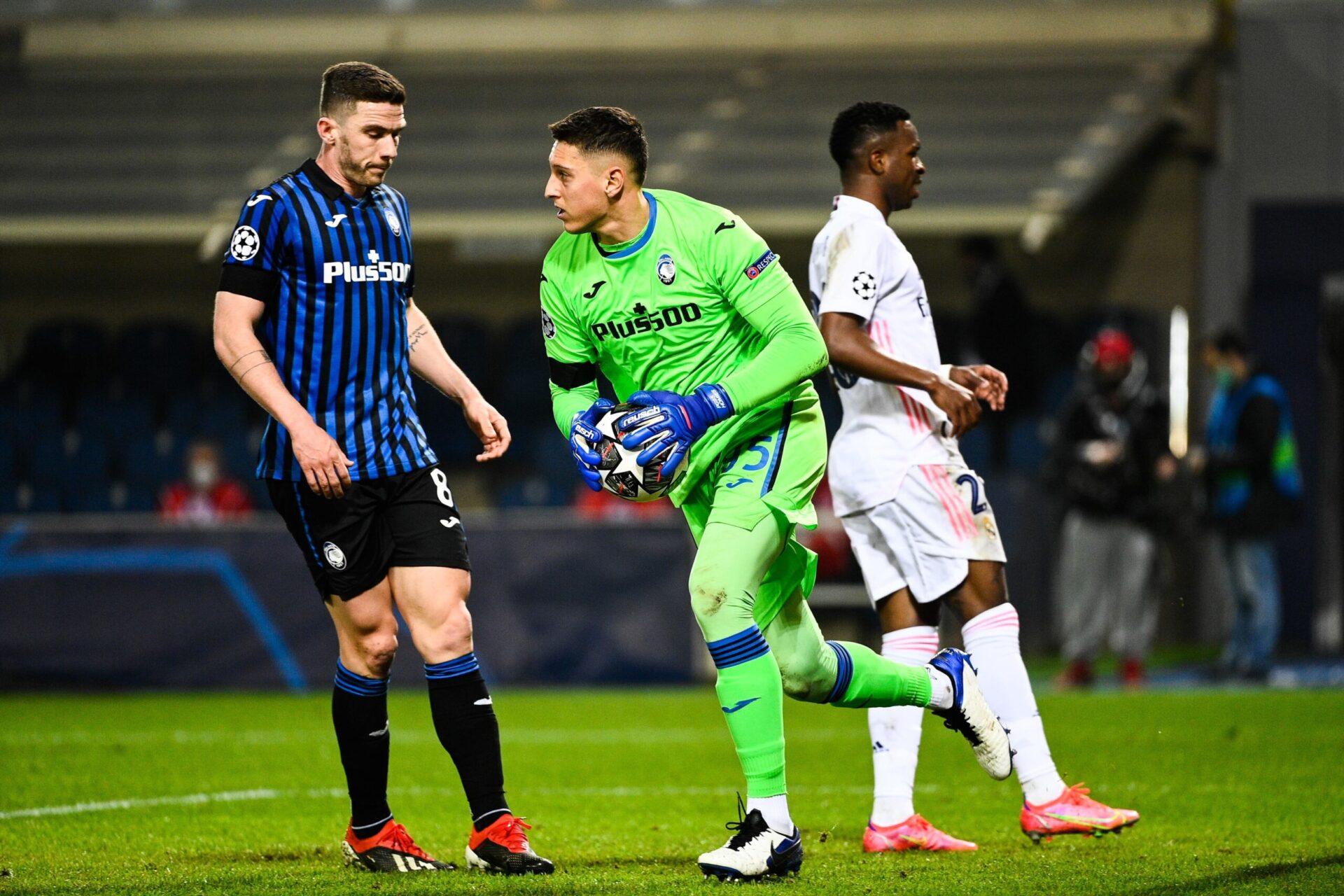 Pierluigi Gollini s'est imposé comme l'un des meilleurs gardiens de Serie A avec l'Atalanta Bergame. Avec la Dea, il a également découvert la Ligue des champions (iconsport)