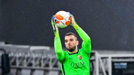 L'OM a trouvé un accord de principe avec la Roma pour le prêt avec option d'achat de Pau Lopez. Icon Sport