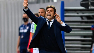 Conte croit savoir le problème des Bleus (iconsport)