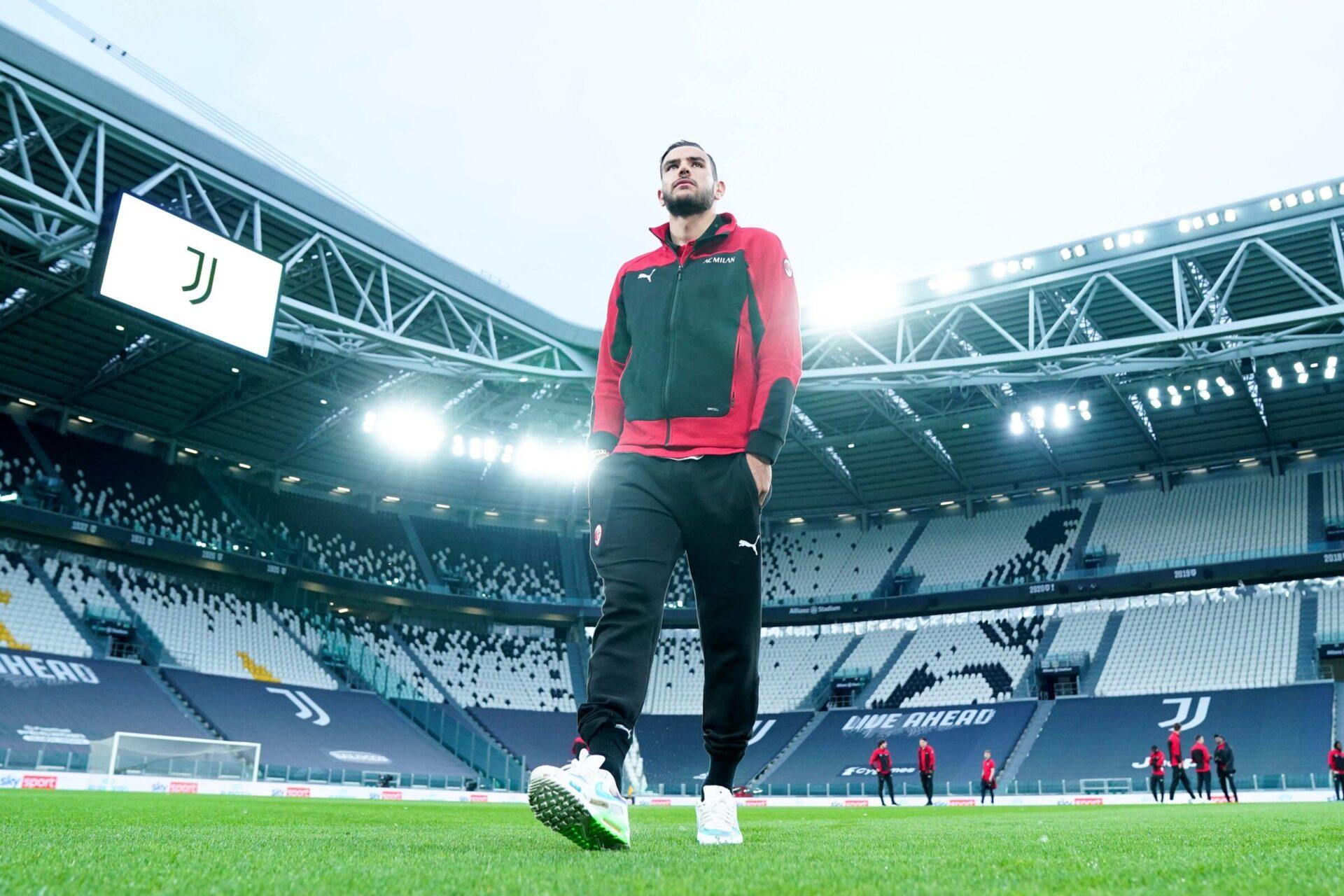Milan compte convaincre Hernandez de prolonger avec un salaire revu à la hausse (iconsport)