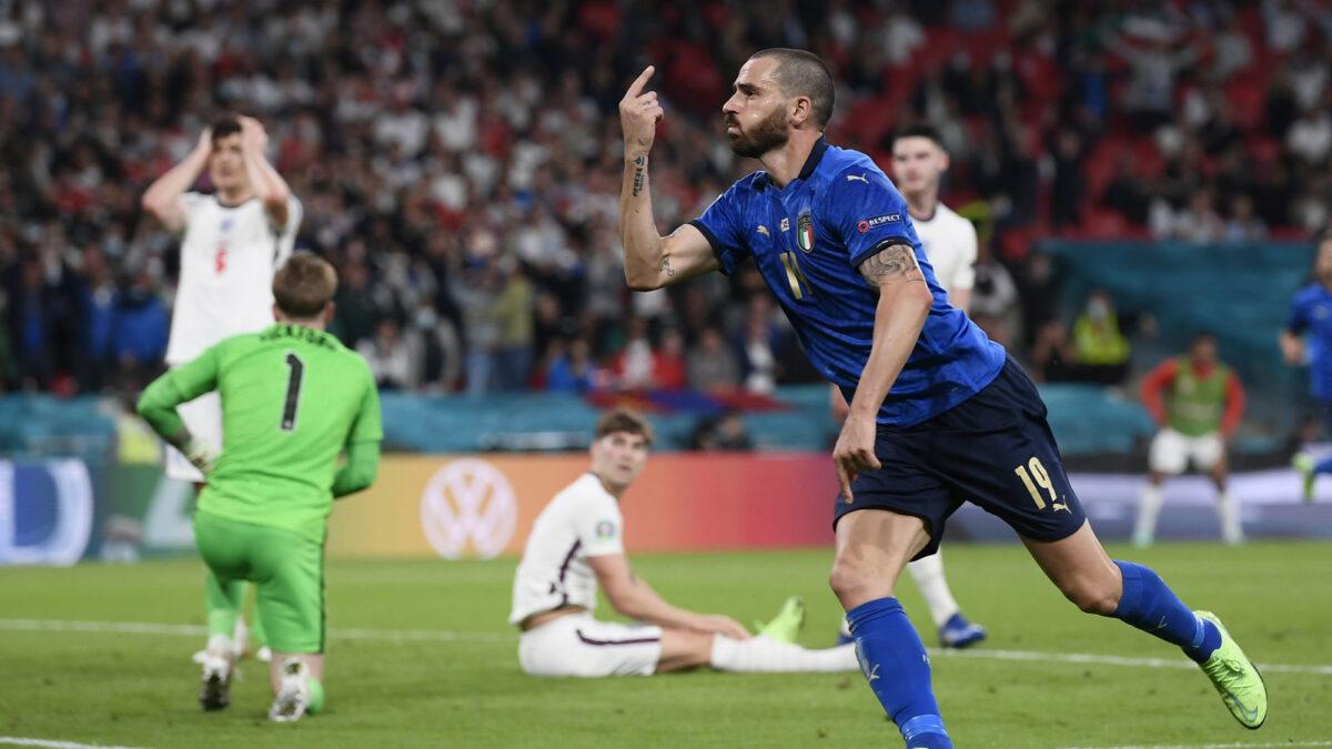 Euro 2020 : l'Italie climatise l'Angleterre et remporte son deuxième Euro ! (iconsport)