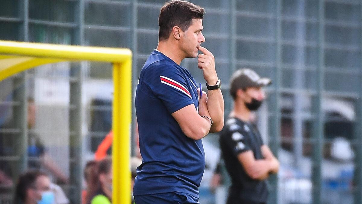 Mauricio Pochettino heureux de prolonger au PSG (iconsport)