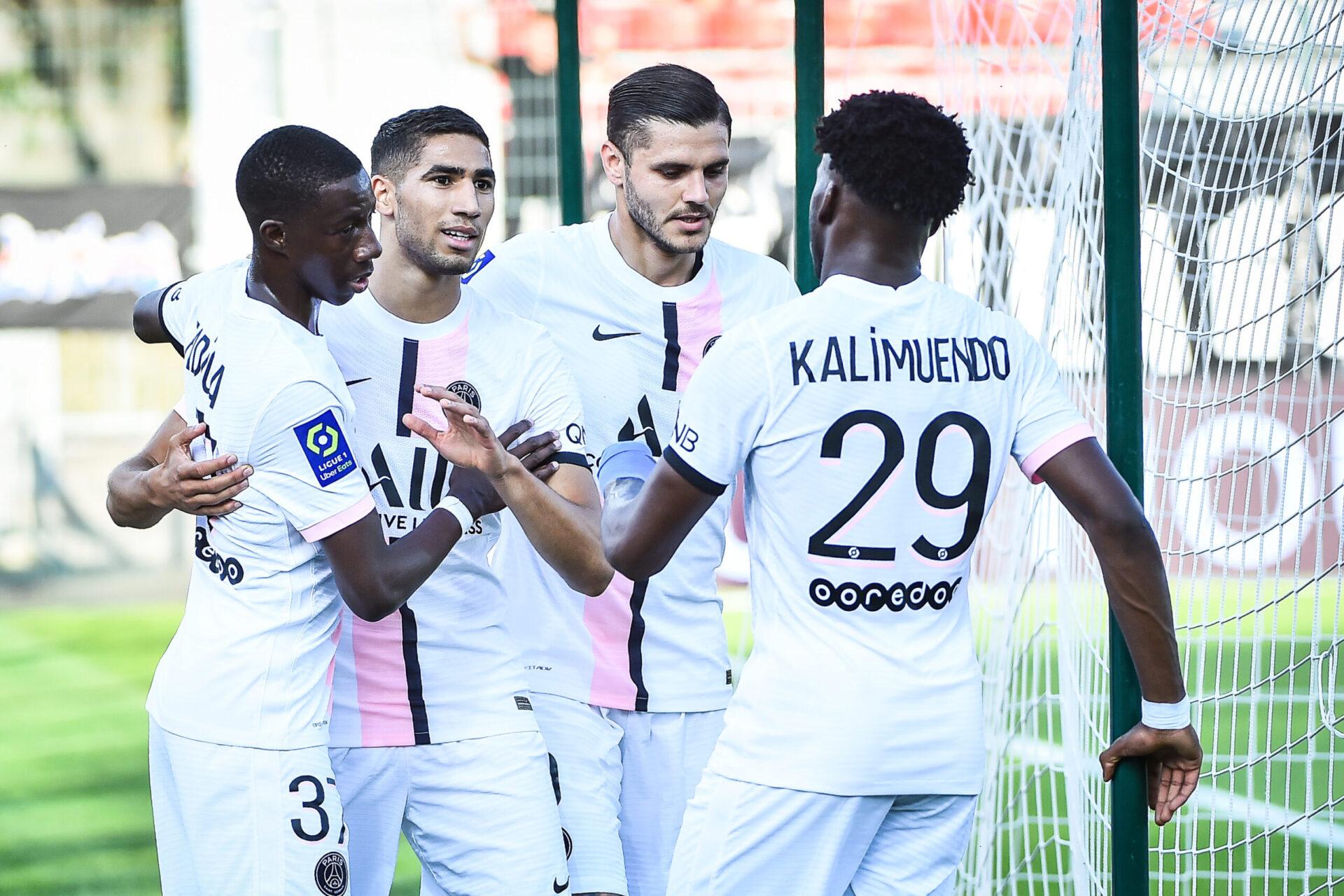 Les titis parisiens pourrait avoir leur chance, avant l'arrivée de nouvelles recrues au PSG ? Icon Sport