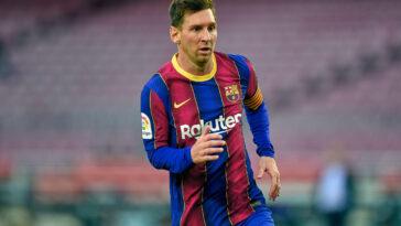 Tout savoir sur Lionel Messi, l'attaquant du FC Barcelone (iconsport)