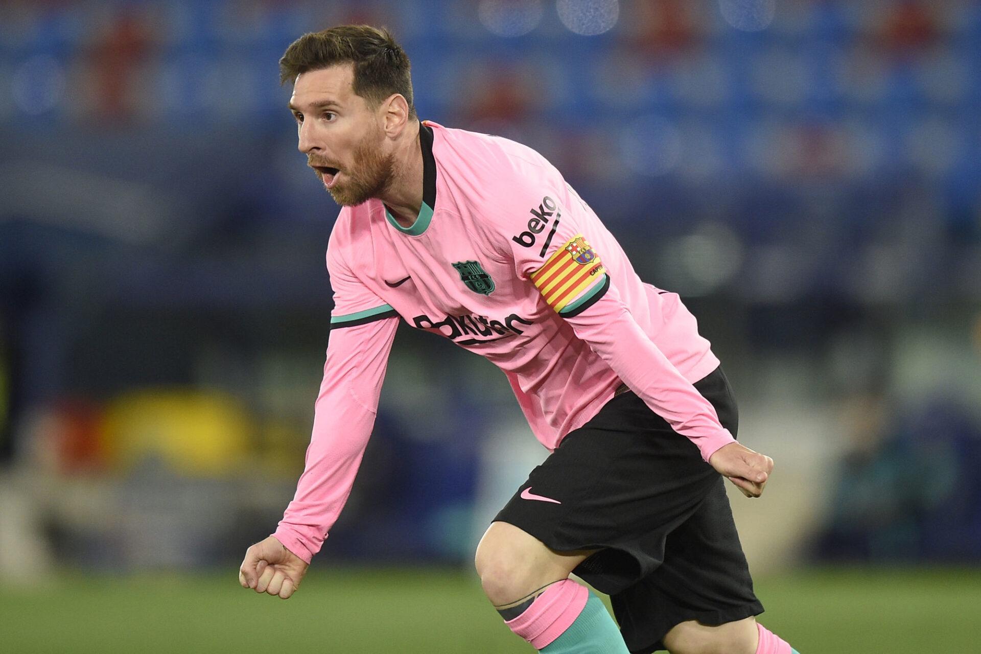 Lionel Messi a porté le Barça sur ses épaules, notamment lors de la deuxième partie de saison dernière. Avec 30 buts en Liga, il a terminé meilleur buteur du championnat. Icon Sport