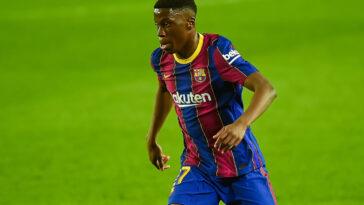Chelsea et City apprécieraient fortement Ilaix Moriba. Icon Sport