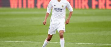 Le Real Madrid a rejeté une première offre de Manchester United pour Raphaël Varane. Icon Sport