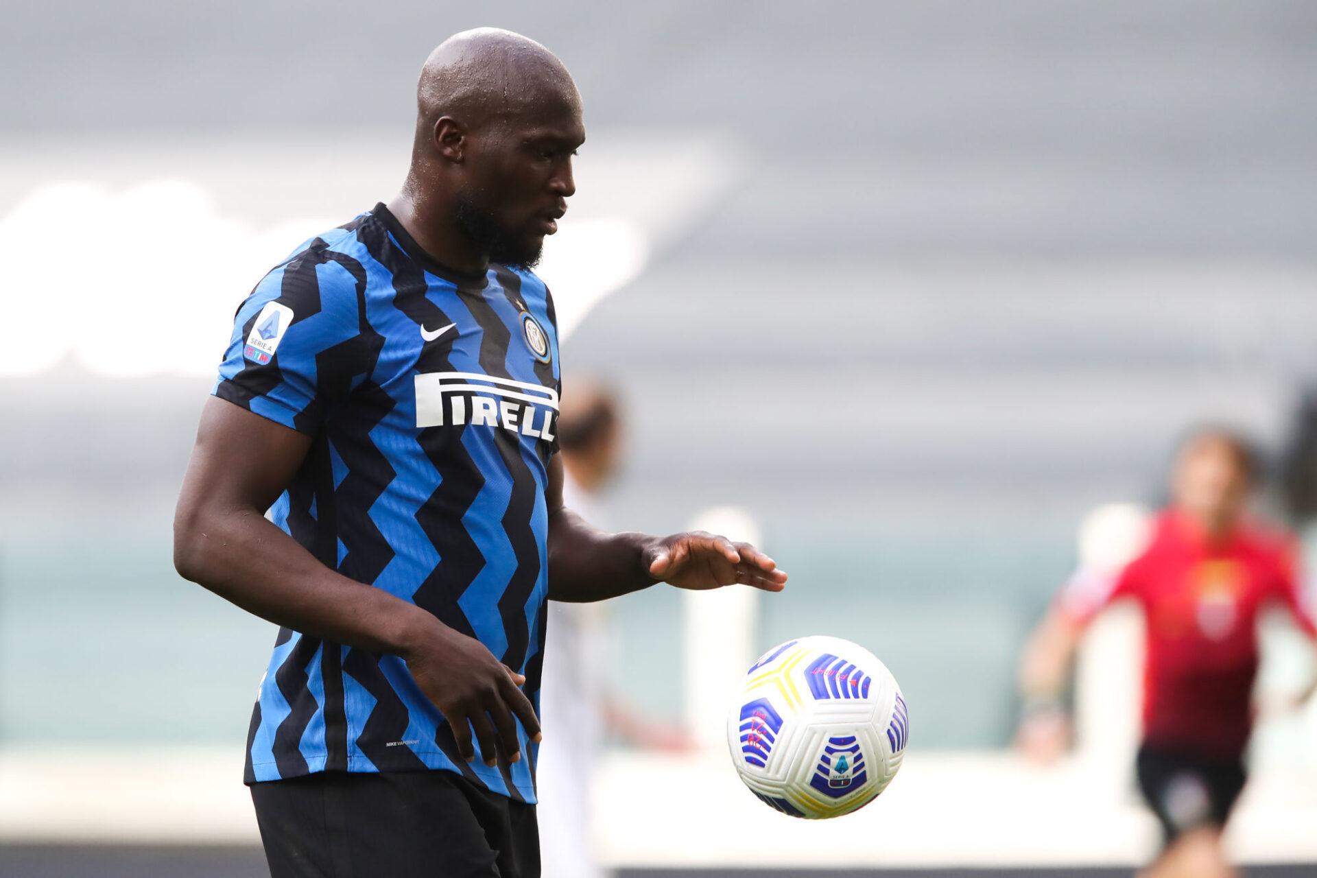 Romelu Lukaku semble résolu à rester à l'Inter. Icon Sport