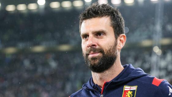 Sans banc depuis son départ du Genoa fin 2019, Thiago Motta a retrouvé un banc. L'ancien Parisien a signé 3 saisons avec le club de La Spezia, 15e de Serie A la saison dernière (iconsport)