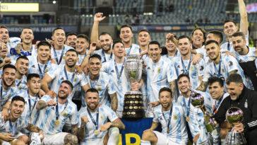 L'Argentine a remporté la Copa America (iconsport)