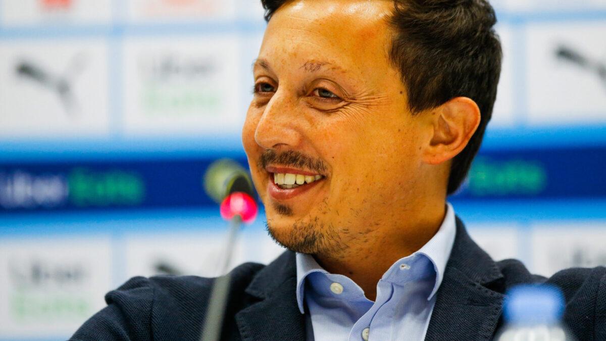 Pablo Longoria s'est exprimé sur le mercato olympien (iconsport)