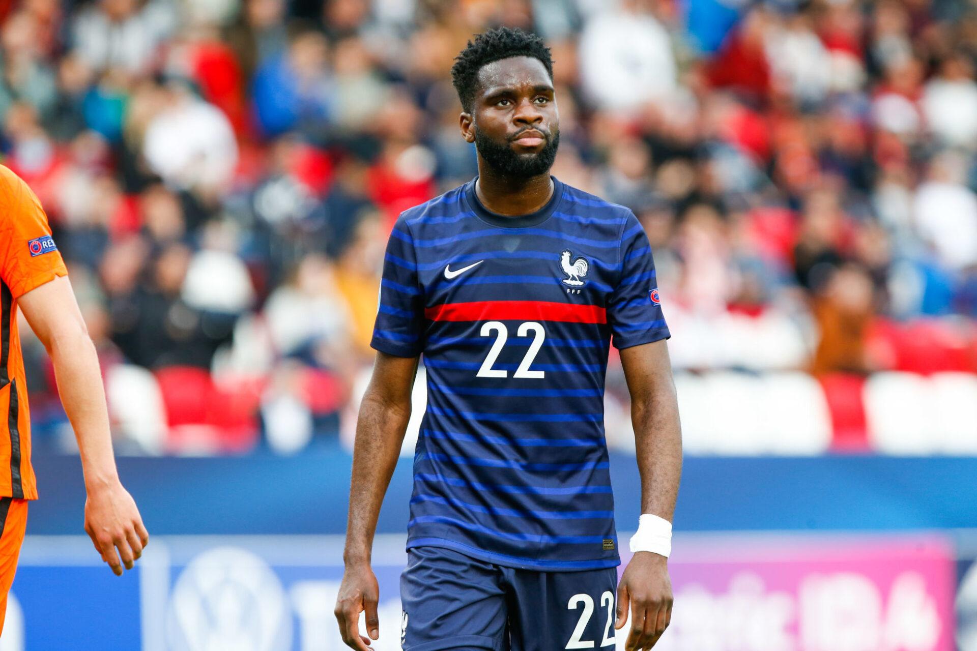 Odsonne Edouard a participé à l'Euro U21 avec la France cet été, mais n'a pu aider les Bleuets à se sortir du piège tendu par les Pays-Bas en quarts. Icon Sport