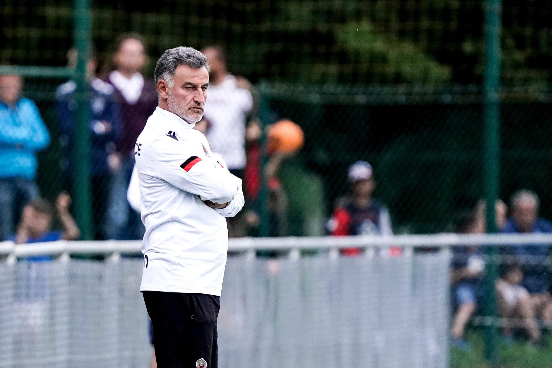 Galtier est agacé par les résultats de son club (Icon Sport)