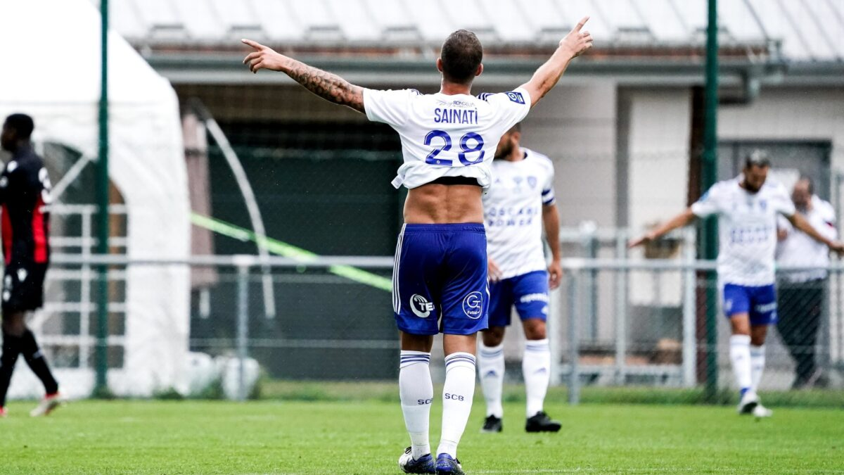 La Ligue 2 débute ce samedi (iconsport)