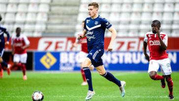 Toma Bašić devrait quitter les Girondins de Bordeaux dans les prochains jours. Icon Sport