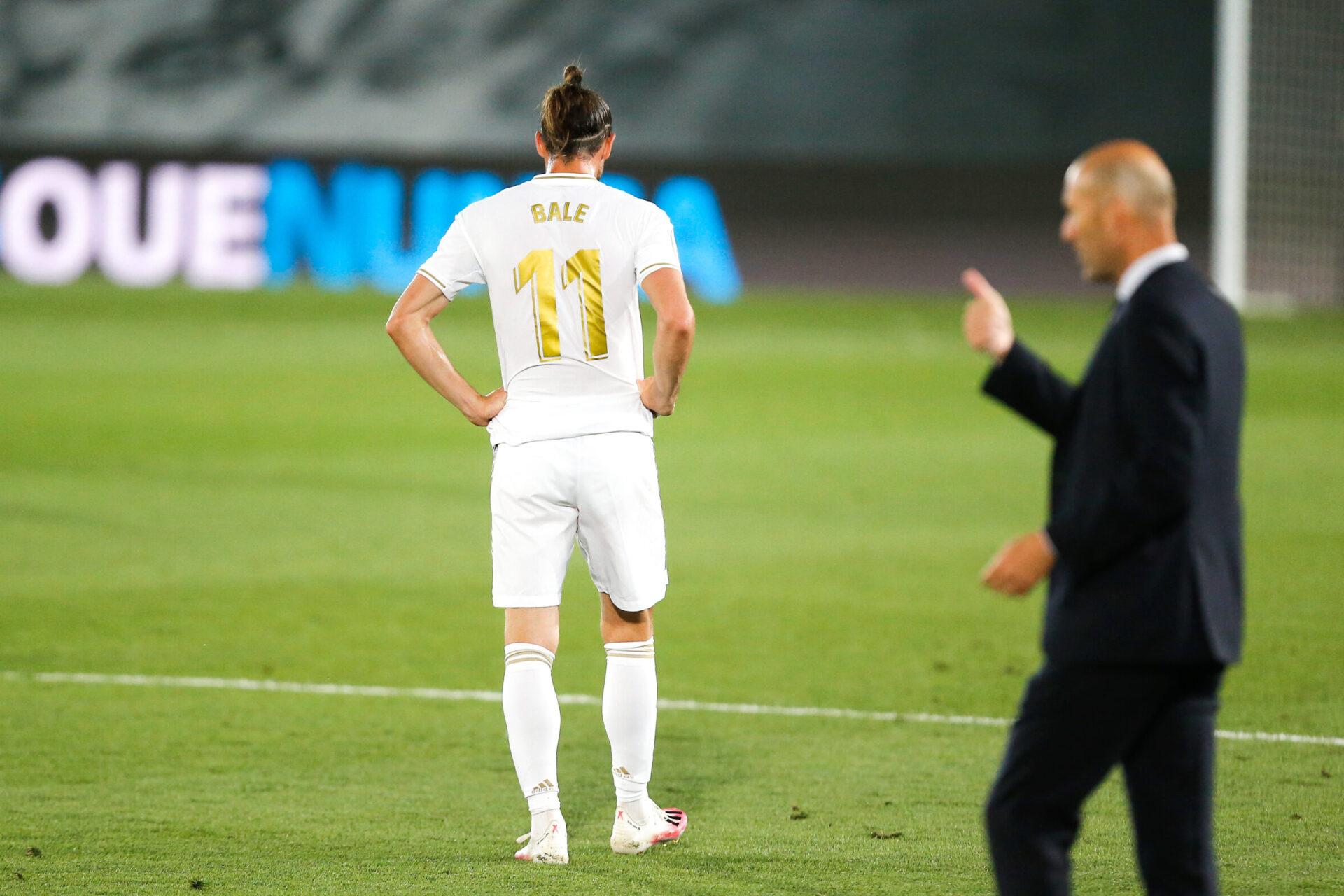 Gareth Bale se verrait bien rester une saison de plus au Real Madrid. Icon Sport