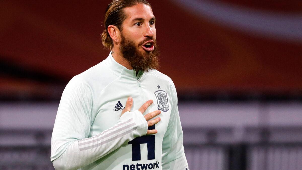 Sergio Ramos s'est exprimé sur ses ambitions avec le PSG (iconsport)