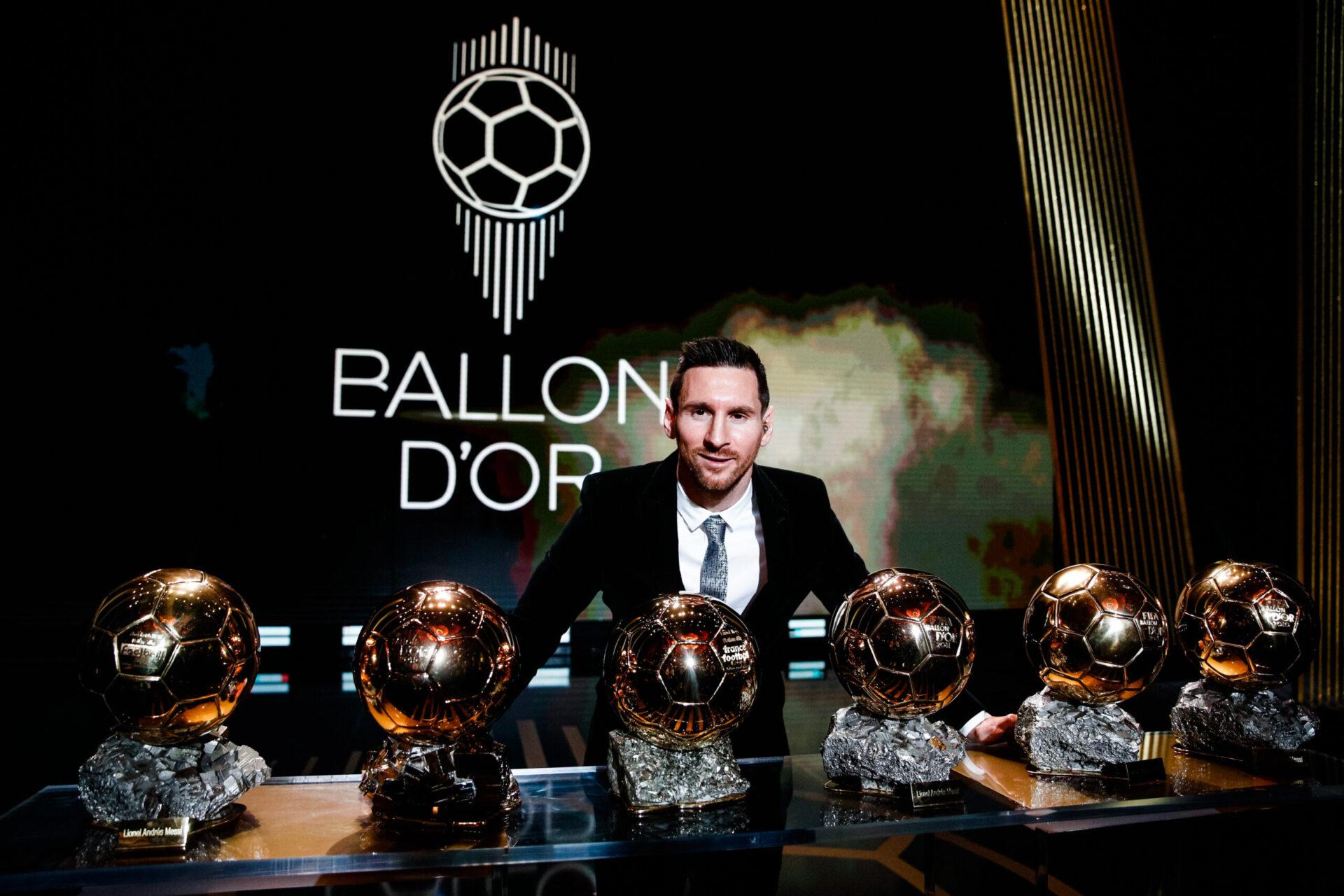 Pour Memphis Depay, Lionel Messi remportera son septième Ballon d'Or en décembre prochain. Icon Sport