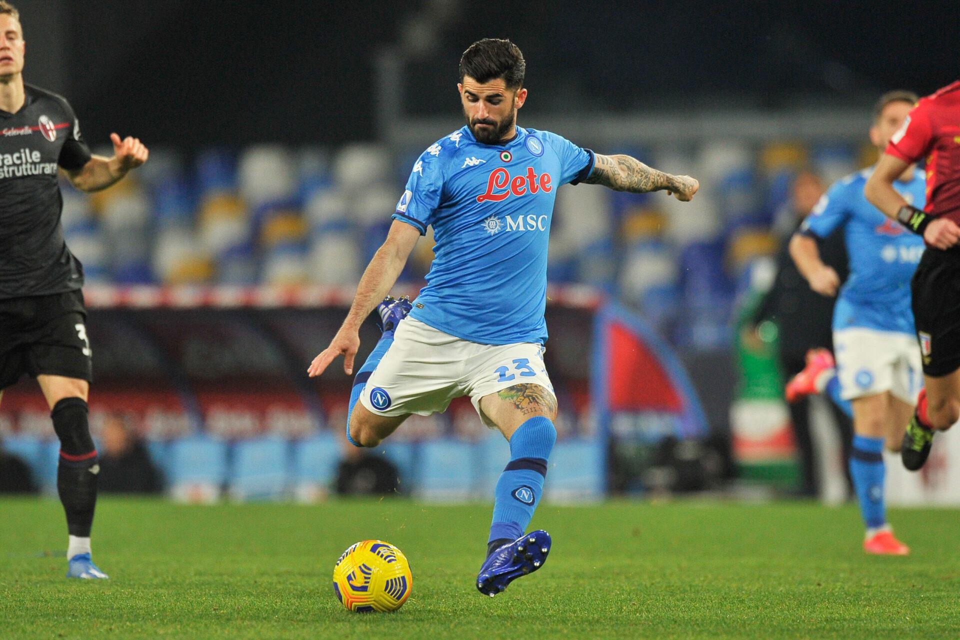 Elseid Hysaj devrait être la prochaine recrue de la Lazio (iconsport)
