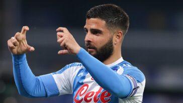 Lorenzo Insigne aurait fait le choix de rester dans son club formateur de Naples (iconsport)