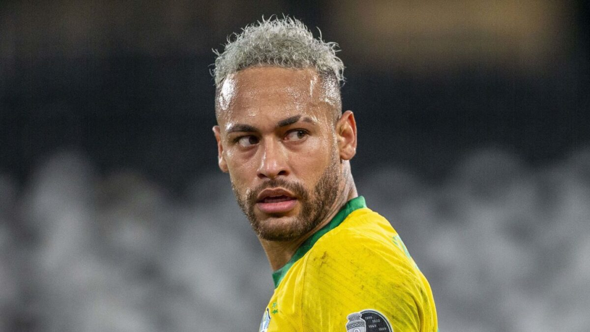 Neymar a exprimé sa colère sur les réseaux sociaux (iconsport)
