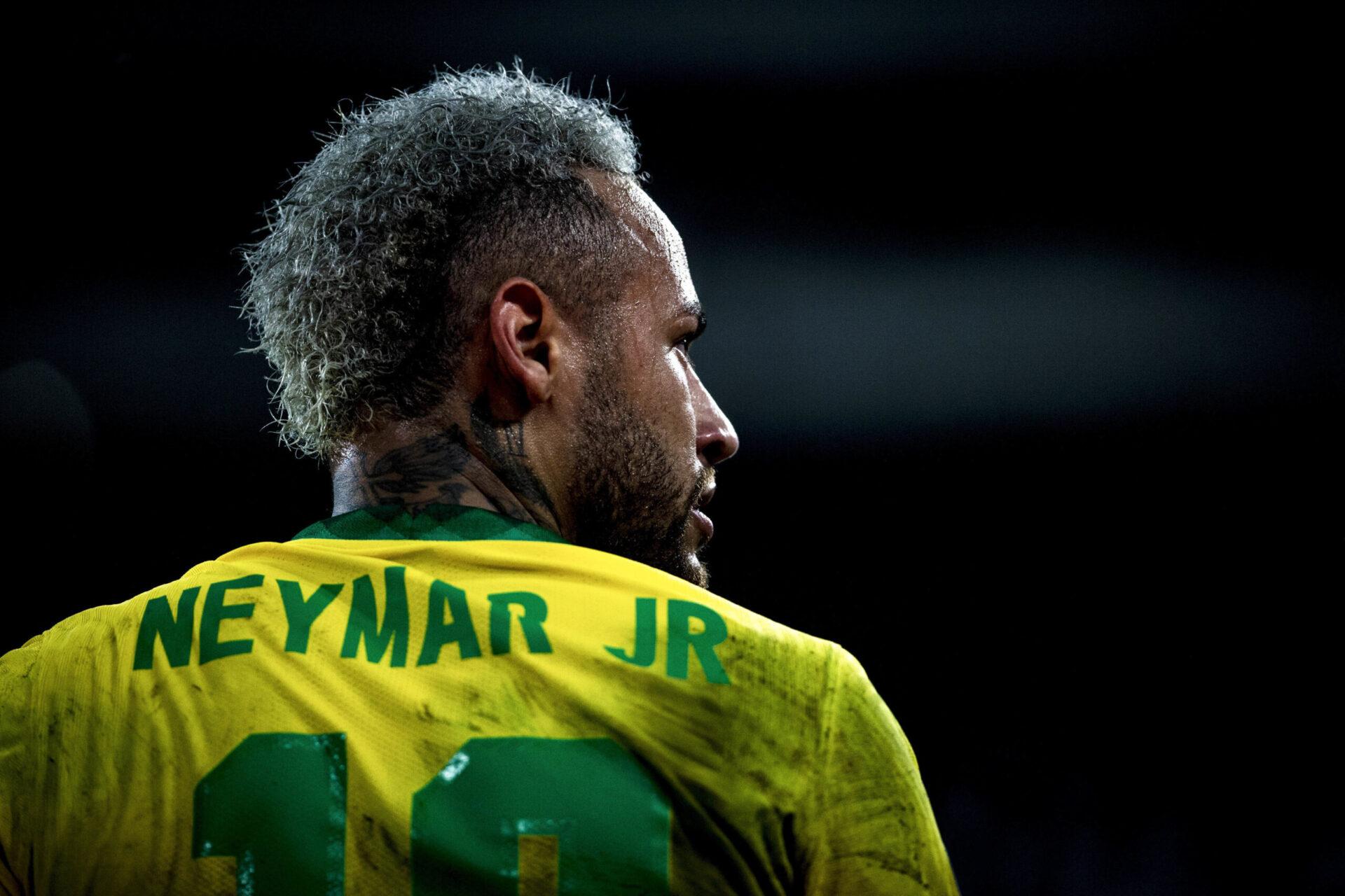 Neymar est agacé par l'attitude de certains supporters (iconsport)