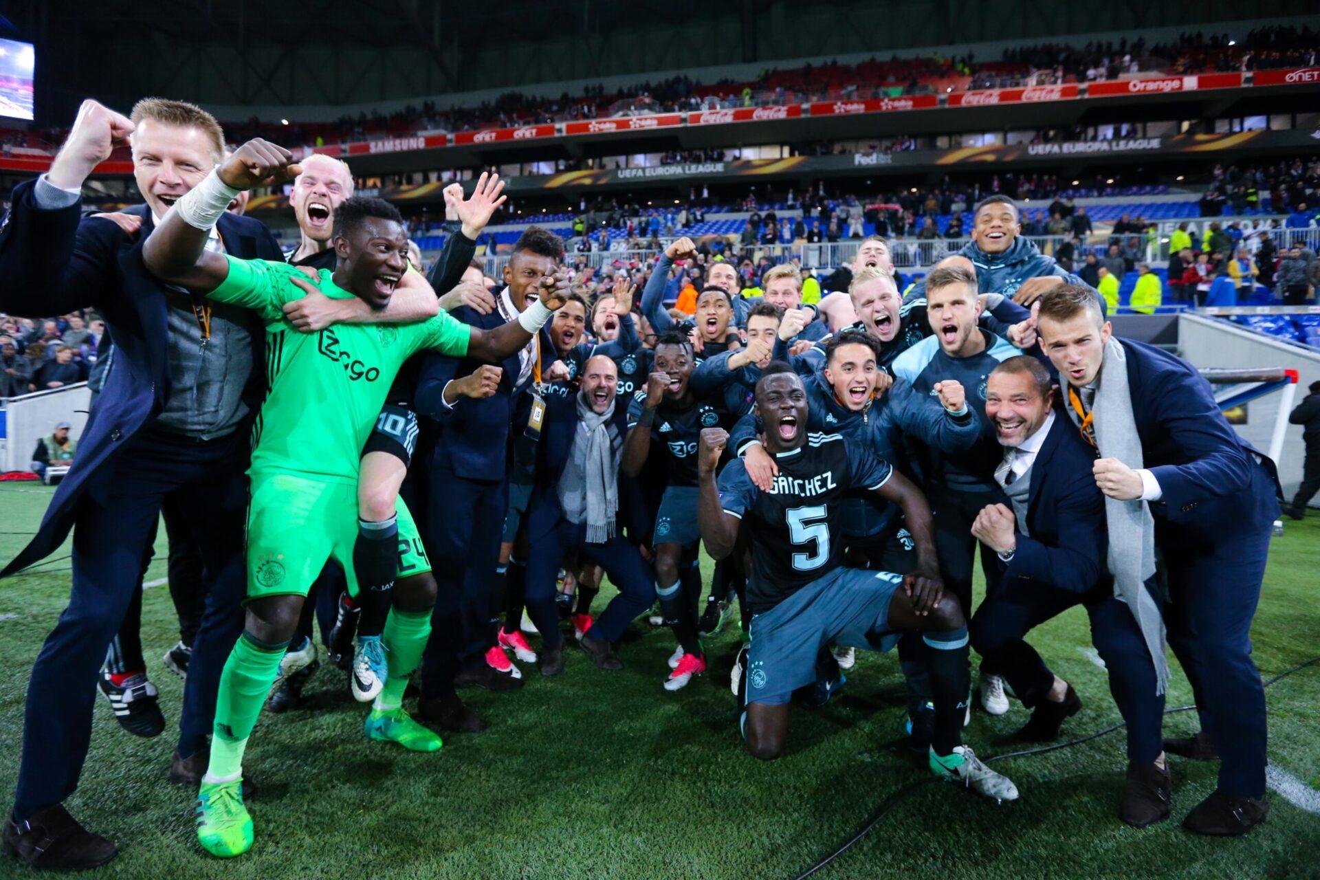 Onana et Bosz se sont déjà côtoyés sous les couleurs de l'Ajax entre 2016 et 2017 (iconsport)