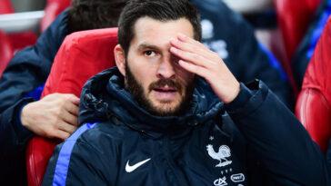 André-Pierre Gignac veut envoyer les Bleus le plus haut possible (iconsport)