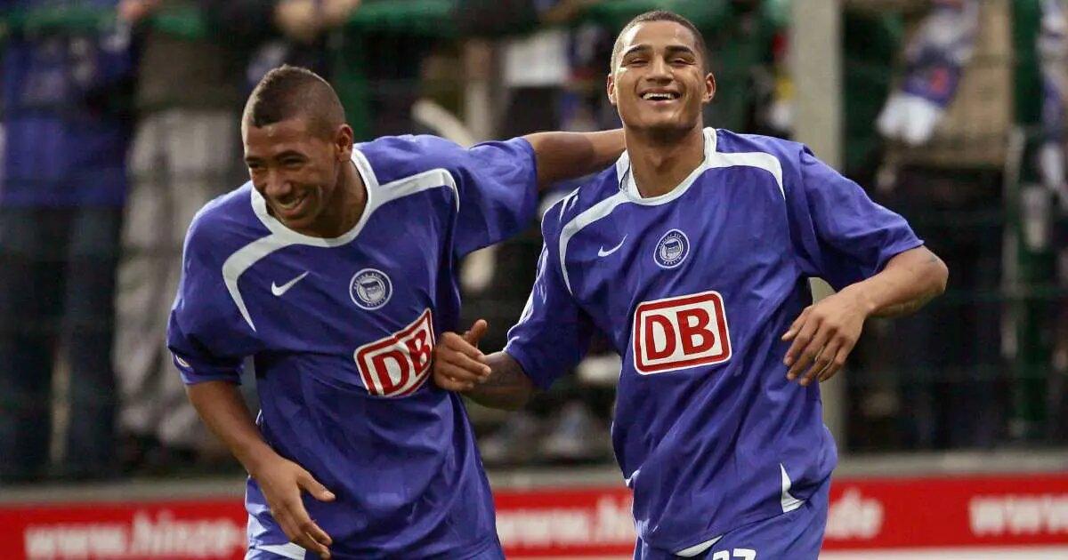 Le Hertha rêvait de réunir Jérôme et Kevin-Prince Boateng sous les couleurs de leur club formateur (t-online.de)