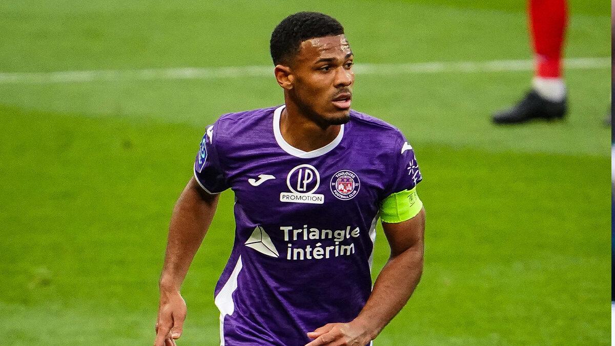 Le Français Kelvin Amian a signé pour 5 saisons en faveur de La Spezia. Il quitte Toulouse, son club formateur (iconsport)