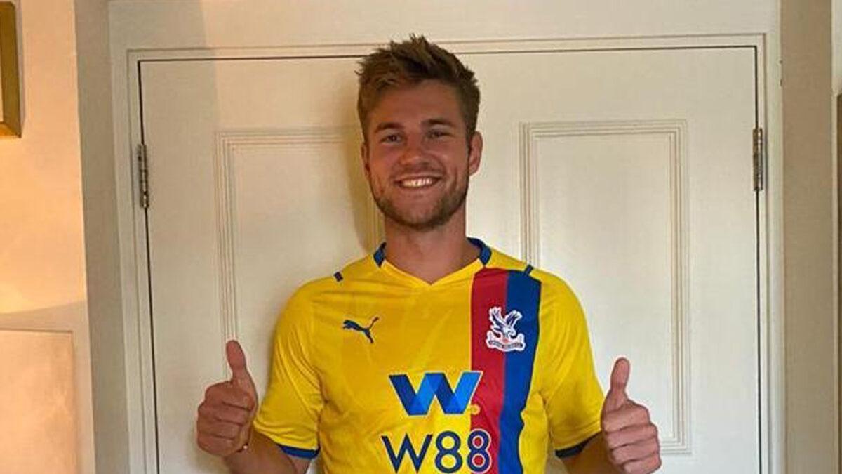 Après deux saisons à Lyon, dont une en prêt à Fulham, Joachim Andersen a signé pour 5 ans en faveur de Crystal Palace (Crystal Palace)