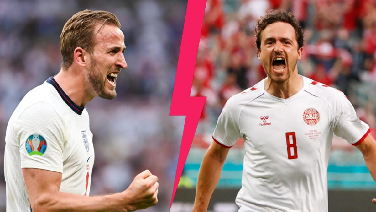 L'Angleterre affrontera le Danemark ce mercredi soir (iconsport)