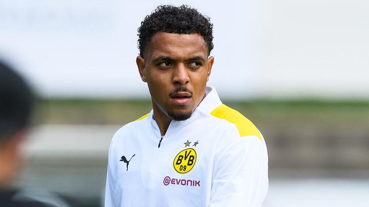Contre 30 millions d'euros, le Borussia Dortmund s'est offert Donyell Malen qui a signé pour 5 saisons (Iconsport)