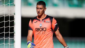 À 26 ans, Pierluigi Gollini va retrouver l'Angleterre. Le gardien de l'Atalanta Bergame va être prêté à Tottenham (iconsport)