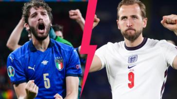 Tout savoir sur la finale entre l'Italie et Angleterre (iconsport)