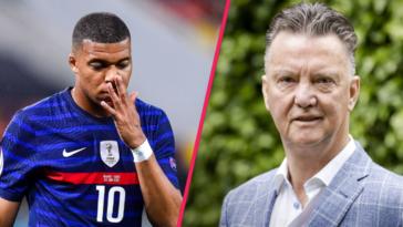 Van Gaal a donné son avis sur Kylian Mbappé (iconsport)