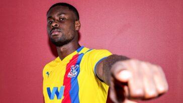 Marc Guéhi a signé un contrat longue durée avec Crystal Palace (cpfc.co.uk)