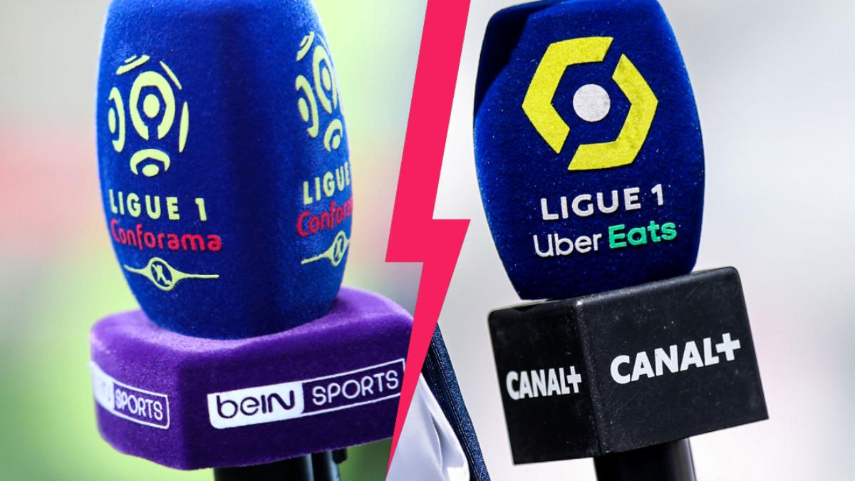 BeIN Sports pourrait diffuser deux affiches (samedi 21h et dimanche 17h) de la première journée de Ligue 1. Canal+ prendrait ensuite le relais pour le reste de la saison. Icon Sport