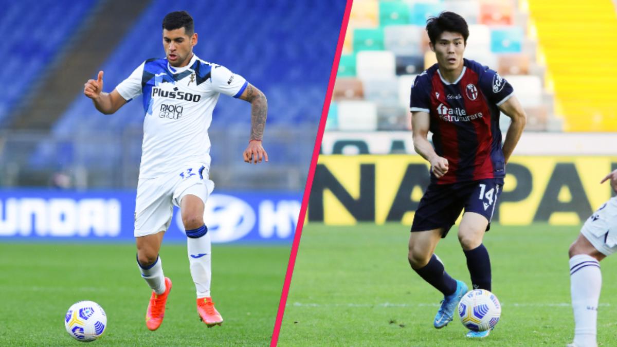 Romero et Tomiyasu semblent être deux des défenseurs centraux les plus proches de Tottenham (iconsport)