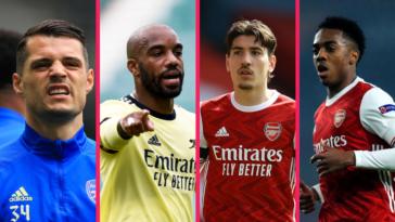 Mikel Arteta voudrait voir de nombreux joueurs quitter Arsenal cet été (iconsport)