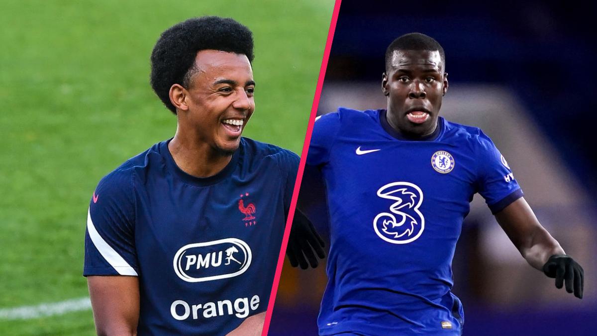 Déjà d'accord avec les Blues, Jules Koundé se rapproche de Chelsea, qui pourrait inclure Kurt Zouma dans l'opération avec le Séville FC (iconsport)
