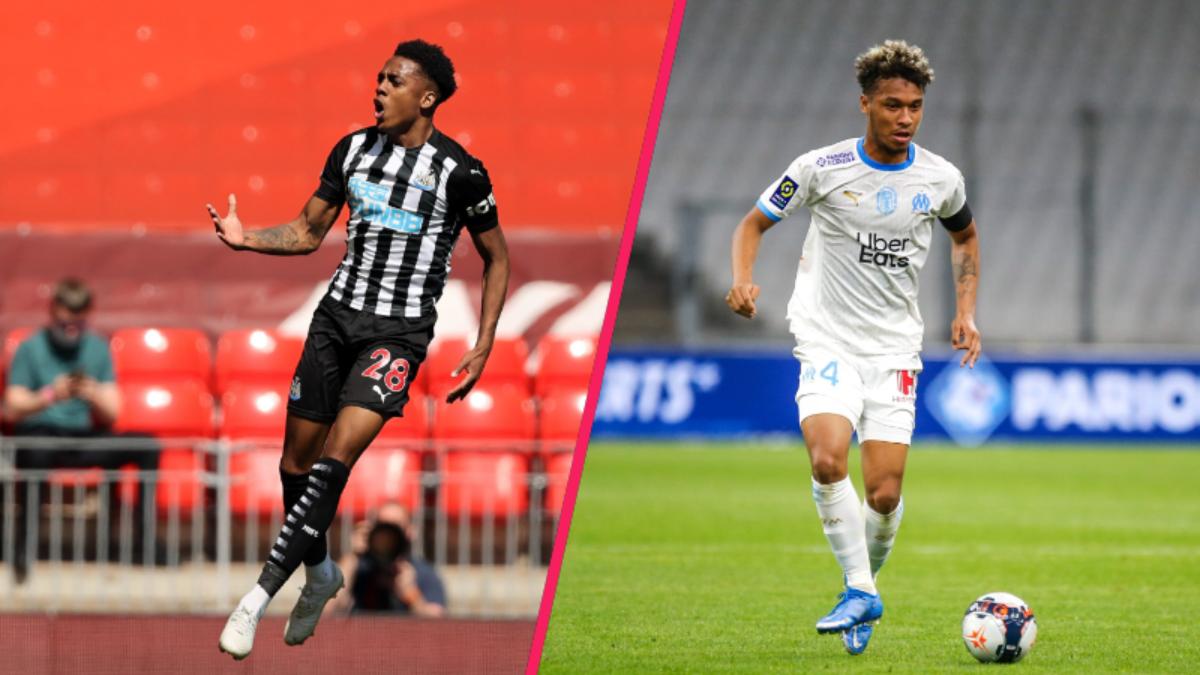 Newcastle ciblerait en priorité Joe Willock et Boubacar Kamara au milieu, mais pourrait se tourner vers Fulgini en cas d'échecs dans ces dossiers (iconsport)