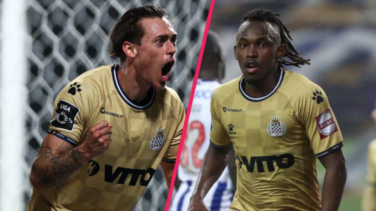 Outre Gideon Mensah, Bordeaux devrait obtenir les signatures de deux joueurs de Boavista, club propriété de Gérard Lopez : Ricardo Mangas et Alberth Elis (iconsport)