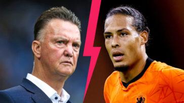Le capitaine des Pays-Bas Virgil Van Dijk serait l'un des leaders de la fronde des cadres des Pays-Bas contre un retour de Louis van Gaal sur le banc de la sélection (iconsport)