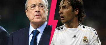Florentino Pérez, le président du Real Madrid, avait dézingué les deux légendes du club Raúl et Iker Casillas dans des propos datés de 2006 et qui ont refait surface récemment. Icon Sport