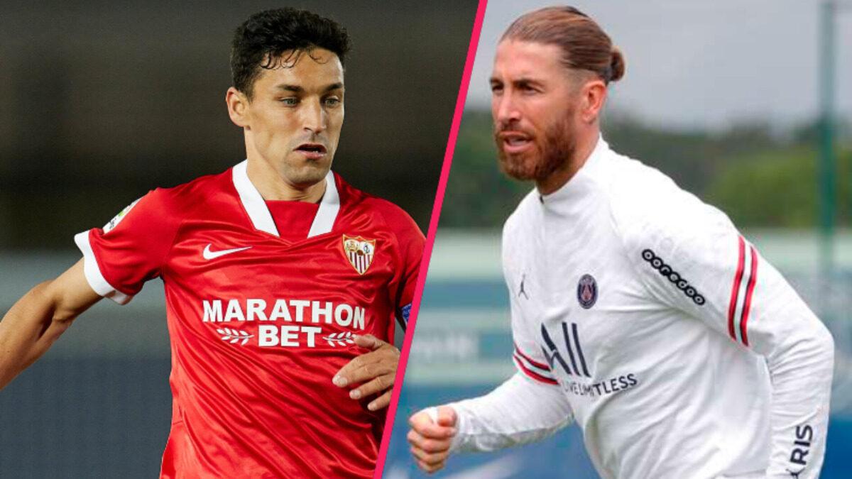 Le 27 juillet prochain, Sergio Ramos croisera la route du FC Séville, son club formateur, à l'occasion du dernier match de préparation de Paris (iconsport et PSG)