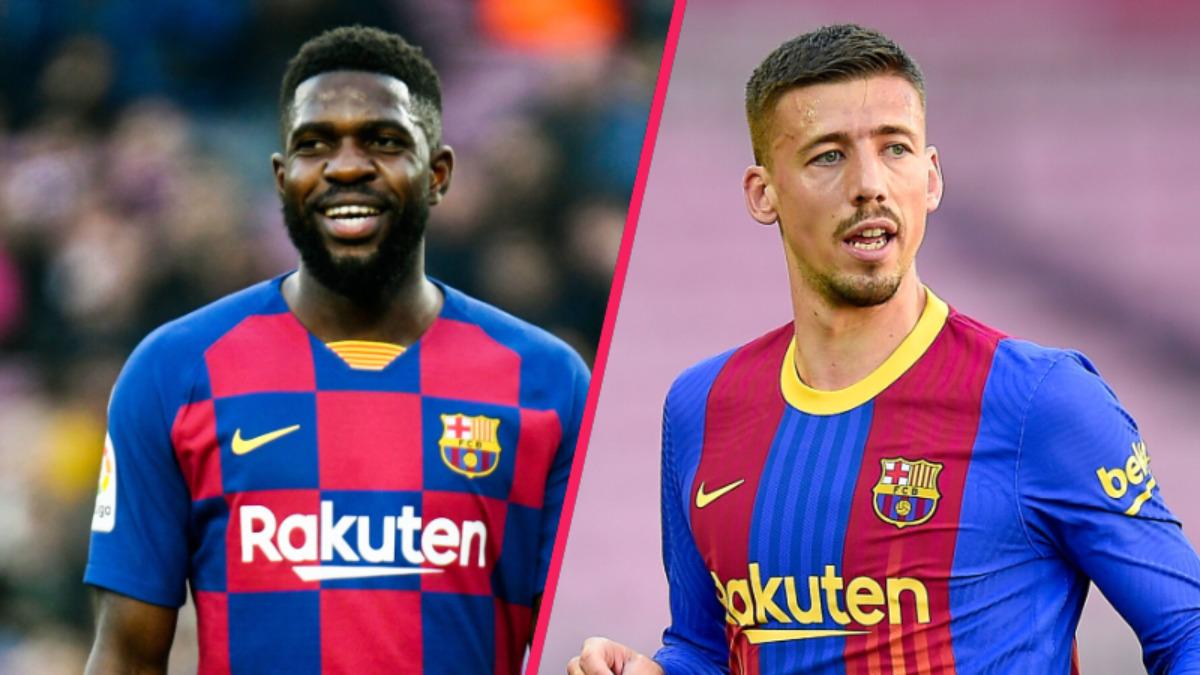 Le FC Barcelone ne pourra pas enregistrer le renfort de Cristian Romero avant d'avoir réussi à vendre Samuel Umtiti ou Clément Lenglet. Le premier est le plus susceptible de quitter la Catalogne d'après Mundo Deportivo (iconsport)