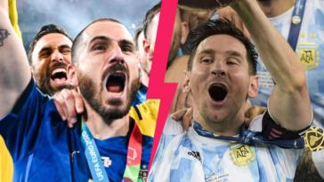 """Vers une """"superfinale"""" entre l'Italie et l'Argentine à Naples ? Icon Sport"""